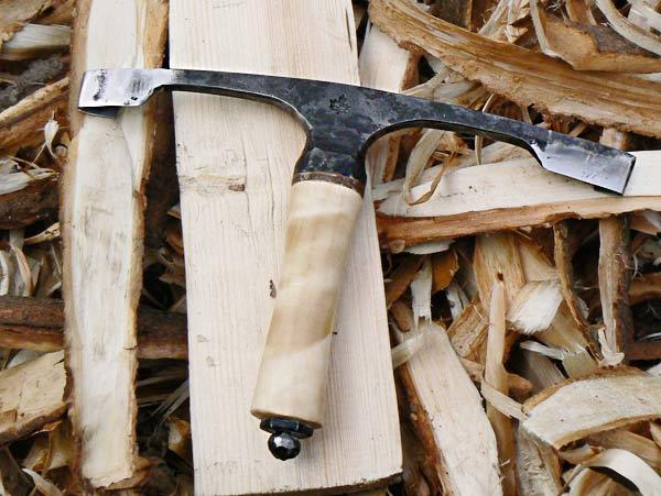 Nůž na šíndel