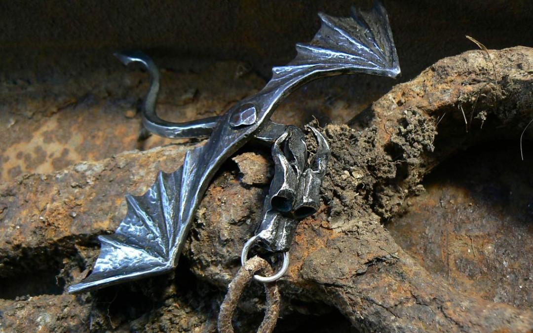 náhrdelník Drak